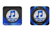 Contest Entry #3 for Logo Design for Ringtone and Mp3 Download App