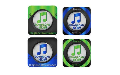 #10 for Logo Design for Ringtone and Mp3 Download App by uniqueboi91