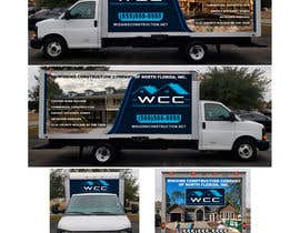 #57 for Box Truck Wrap Design by TheFaisal