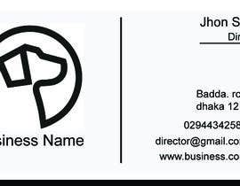 nº 897 pour Design a business card using our logo. par alaminsarkar829