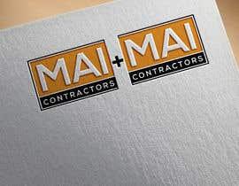#333 untuk Contractor Logo oleh designguruuk