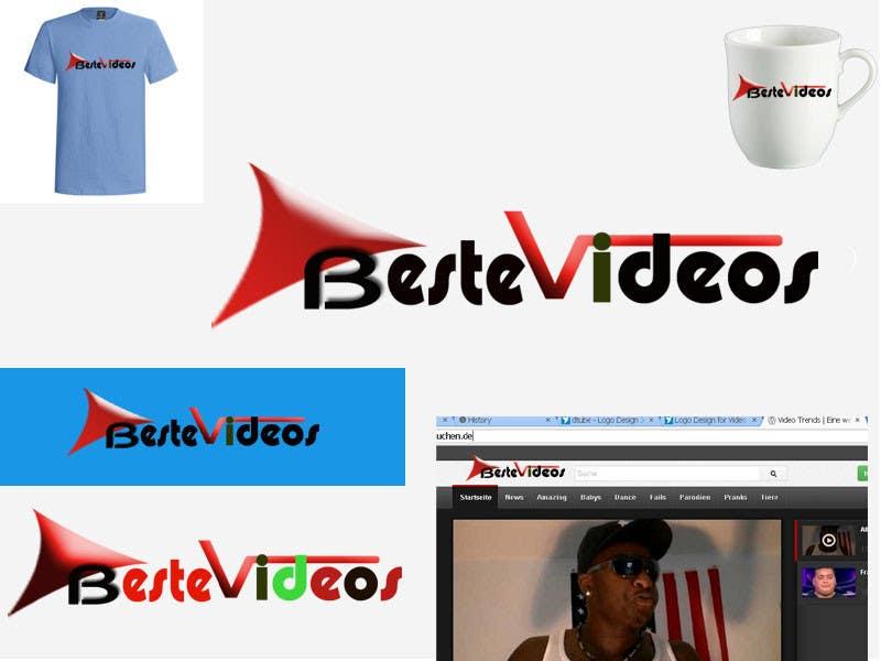 Конкурсная заявка №47 для Logo Design for Video Site