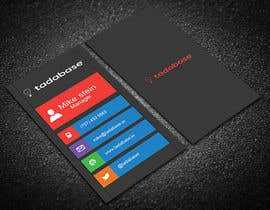 #325 для Double Sided Vertical Business Card in Illustrator от JAKARIAAHMAD