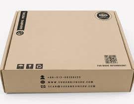 nº 15 pour Simple carton box printing design par stevenn66