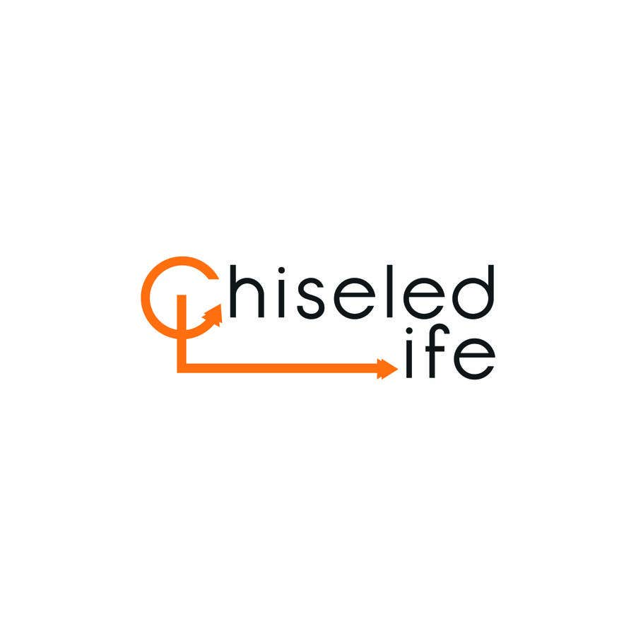 Kilpailutyö #50 kilpailussa Fitness brand logo design -  Chiseled life