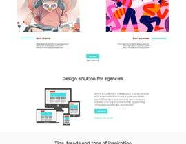 #3 cho I need an entire website design bởi waltonbd