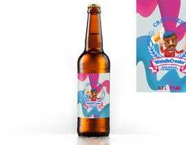 Nro 15 kilpailuun We need a Design for a Beer Bottle Label käyttäjältä danieledeplano