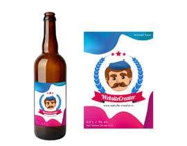 Nro 18 kilpailuun We need a Design for a Beer Bottle Label käyttäjältä jadejoson
