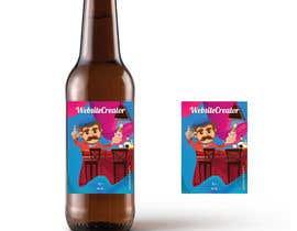Nro 1 kilpailuun We need a Design for a Beer Bottle Label käyttäjältä eling88