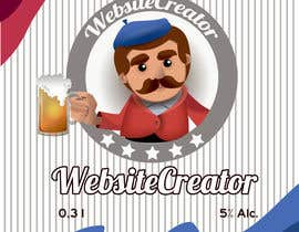 Nro 27 kilpailuun We need a Design for a Beer Bottle Label käyttäjältä Sildriex