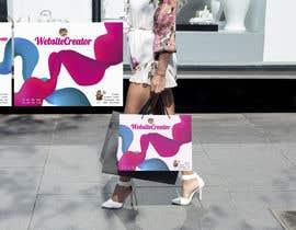 Nro 26 kilpailuun Design a promotional shopping bag käyttäjältä mdeiamin82