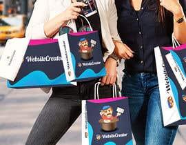 Nro 3 kilpailuun Design a promotional shopping bag käyttäjältä shemmicl