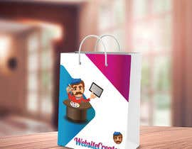 Nro 20 kilpailuun Design a promotional shopping bag käyttäjältä imtiazimti