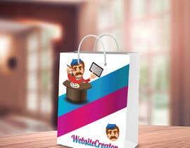 Nro 22 kilpailuun Design a promotional shopping bag käyttäjältä imtiazimti