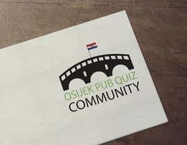 #27 for Logo for Osijek Pub Quiz Community by arrayan6