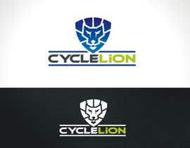 """#34 para Design a Logo for """"Cycle Lion"""" por shobbypillai"""