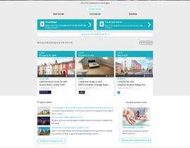 #33 for Real Estate Website Mock Up by ravindrababbar9