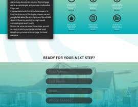 #22 for Real Estate Website Mock Up by VideDesign