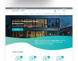 #15 for Real Estate Website Mock Up by yizhooou