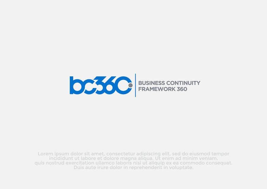 Kilpailutyö #257 kilpailussa Design a Logo for BC360