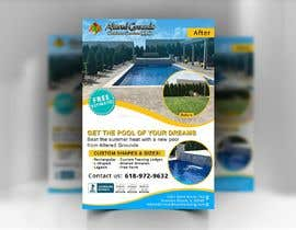 #18 for Design Print Ad For Pool by satishandsurabhi