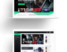 #30 para Website design por yizhooou