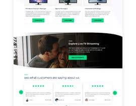 #54 para Website design por yizhooou