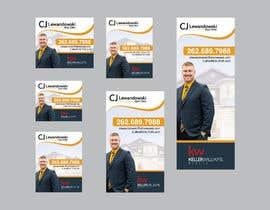 #16 untuk Print Ads for CJ the Realtor oleh nuwancreation