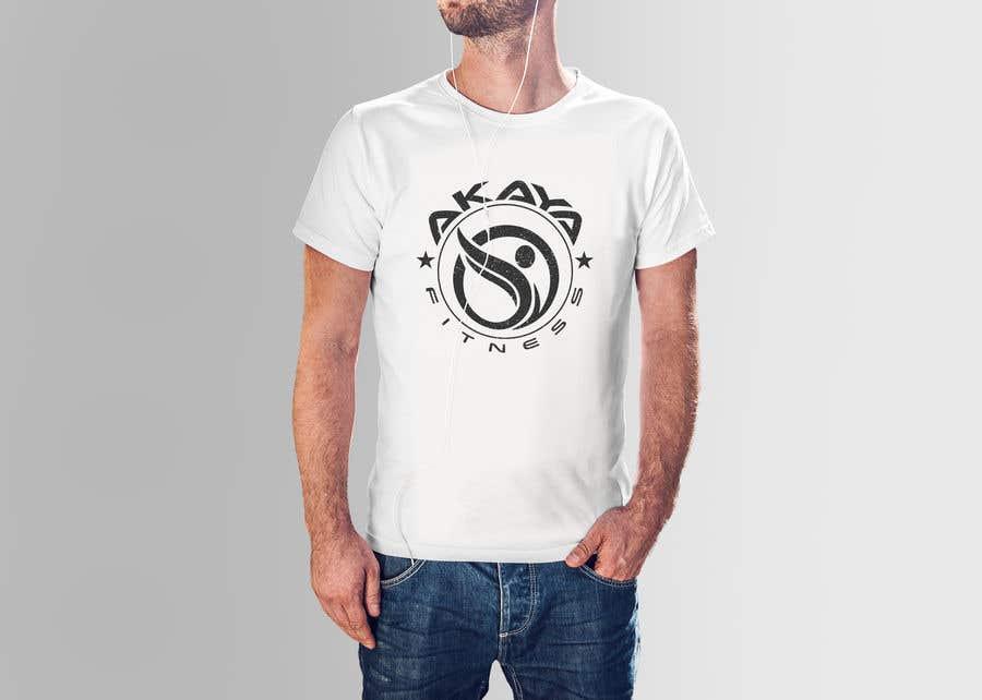 Bài tham dự cuộc thi #51 cho Gym Clothing - T-Shirt Design