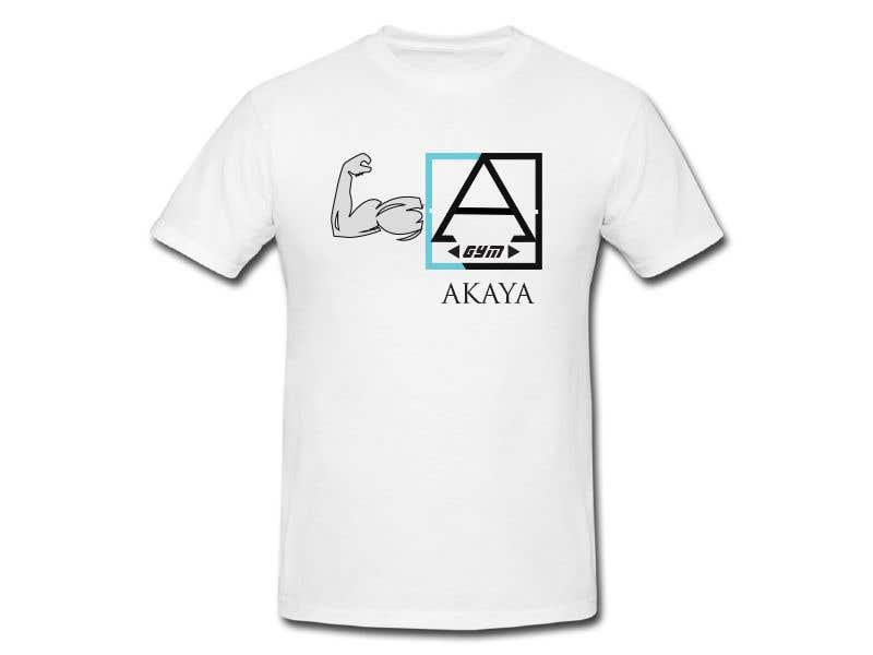 Bài tham dự cuộc thi #15 cho Gym Clothing - T-Shirt Design
