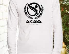 #174 для Gym Clothing - T-Shirt Design от alyeasha2020