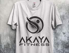#127 для Gym Clothing - T-Shirt Design от shohagah1495
