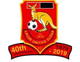 Číslo 9 pro uživatele 40th Anniversary Logo - Lalor United FC od uživatele bresticmarv