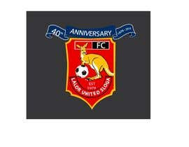 #60 για 40th Anniversary Logo - Lalor United FC από HasinaK