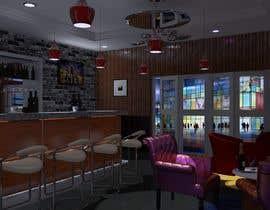 #6 para Make 3d renderings for a small vegan/bar restaurant. por TMKennedy