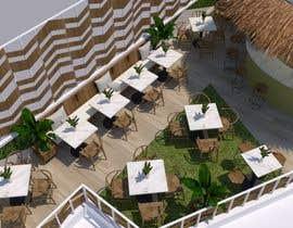 #67 para Make 3d renderings for a small vegan/bar restaurant. por arqfernandezr