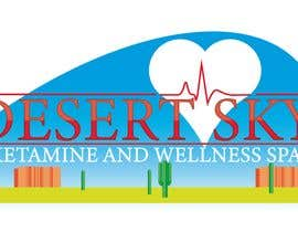 #125 para Desert Sky Ketamine and Wellness Spa por IgnacioSlothboss