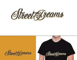 nº 37 pour Street Dreams Car Club logo design par fourtunedesign