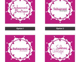 #29 for Design a Logo for Indian Traditional Clothing Boutique -- 2 by IuliaCrtg