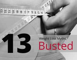 #10 untuk Design Simple Ebook Cover for Weight Loss Ebook oleh designcreativ
