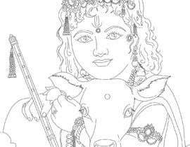 #16 untuk Line vector of Indian Gods from reference Photos using Adobe Illustrator oleh himanshu91188