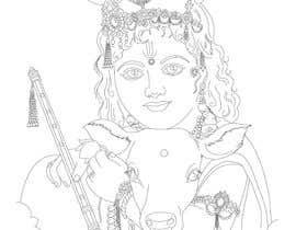 #29 untuk Line vector of Indian Gods from reference Photos using Adobe Illustrator oleh himanshu91188