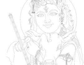 #8 untuk Line vector of Indian Gods from reference Photos using Adobe Illustrator oleh PlutusEnt