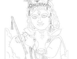 #30 untuk Line vector of Indian Gods from reference Photos using Adobe Illustrator oleh educiting