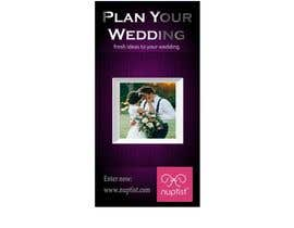 #11 untuk DESIGN ONE READY-TO-SHARE banner Ad for Nuptist(TM) oleh laiesvi