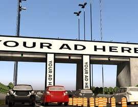 #6 для 3D Max Project (LED Screen on bridge) от Arpit1113