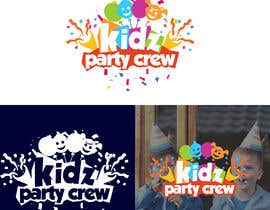#26 for Logo for Kidz Party Crew af migueldaconceica