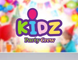 #28 for Logo for Kidz Party Crew af salesdavid90
