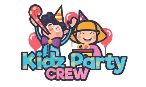 Konkurrenceindlæg #11 for Logo for Kidz Party Crew