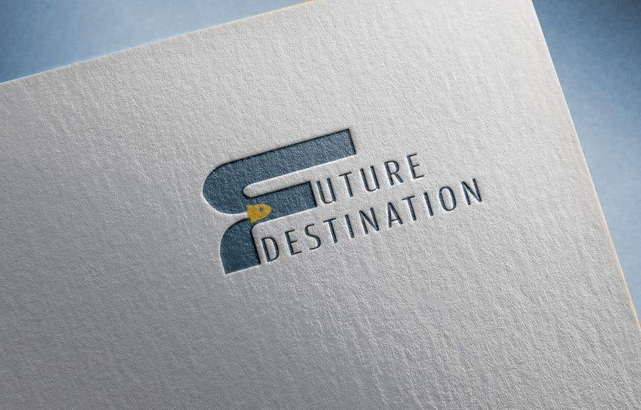 Contest Entry #127 for I want a logo designed. The name of my company is Future Destination. It is a company that for information technology provides development mobile and website applications and also i want to note that i want to use the logo with another projects